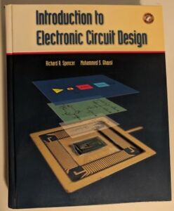 Introduction to Electronic Circuit Design (Spencer, Ghausi)