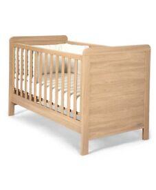 Mamas and papas cot/ cot bed
