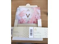 Royal Ascot Ladies day Thursday 22nd June- new Village Enclosure x 2 tickets £100 for the pair