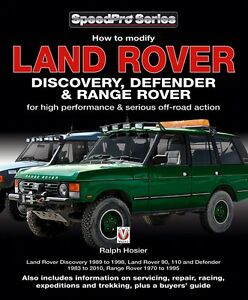 How to Modify Land Range Rover WORKSHOP REPAIR RESTORE MANUAL DISCOVERY DEFENDER