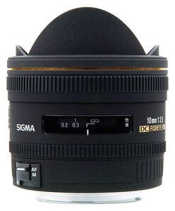 Sigma EX 10 mm F/2.8 HSM Objektiv für Canon - <span itemprop=availableAtOrFrom>Pähl, Deutschland</span> - Sigma EX 10 mm F/2.8 HSM Objektiv für Canon - Pähl, Deutschland