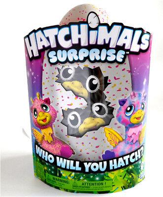 Spin Master 6037097 Hatchimals Surprise B Giraven Zwillinge NEU