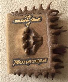 Harry Potter Monster Book Of Secrets