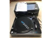 Pair of Stanton T62 direct drive turntables. Excellent condition