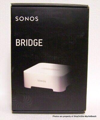 SONOS Bridge BRIDGUS1 White For SONOS Wireless Network NIB **Free S&H**