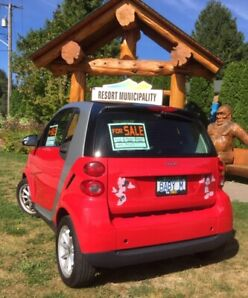 2010 Smart Fortwo Passion Coupe (2 door)