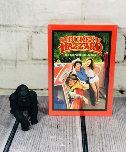 The Dukes of Hazzard Complete Series Seasons 1-7 DVD New Sealed USA Gift