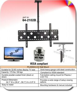 Ceiling TV Wall Mount Bracket NEW IN BOX