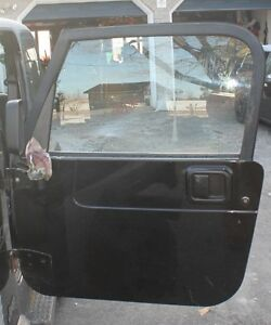 2 pairs Jeep TJ Full Doors
