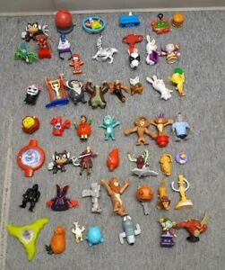 50 figurines mcdonald / mcdo , roi lion, Disney