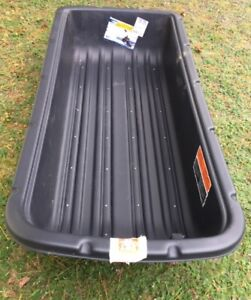 (NEW) Pelican Trek 75 Utility Snowsled with Metal Hitch & Cover