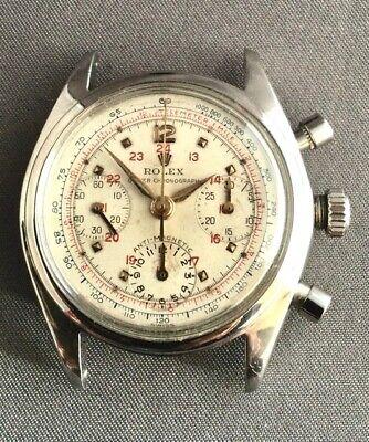 "VIntage Rolex ""Pre-Daytona"", case ref 6034"