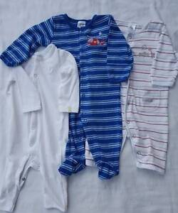 Baby boy clothes - 00 and 000. $5 each bundle or $25 for the lot. Singleton Singleton Area Preview