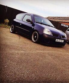 Renault clio mk2 1.2 16v