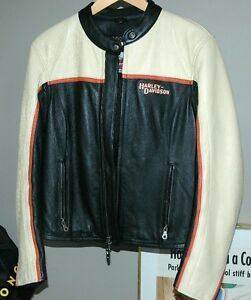 Ladies Leather Harley Davidson Riding Jacket One Of A Kind! London Ontario image 1