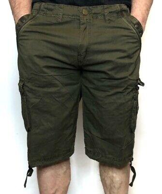 Cargo Long Short (Men's Premium Long  Cargo Shorts  )
