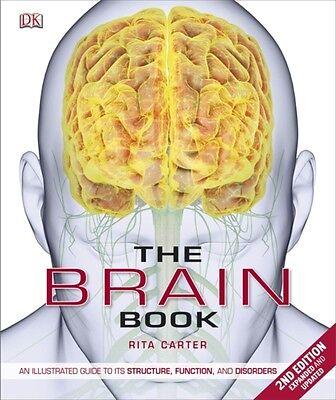 The Brain Book (Dk) (Hardcover), Carter, Rita, 9781409345046