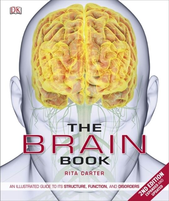 The Brain Book (Dk) (Hardcover), Carter, Rita, 9781409345046
