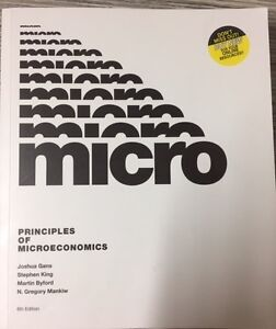 Principles of Microeconomics: 6th Edition Robina Gold Coast South Preview