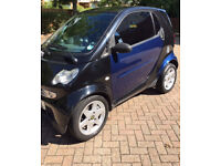 SMART CAR FOUR TWO 0.7L 2004 £795 o.n.o