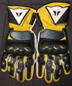 DAINESE BOOTS & GLOVES - LIKE NEW & UNUSED/ ALL LEATHER/ KEVLAR