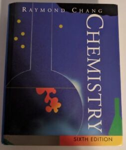 Chemistry with Solution Manual (Raymond Chang)