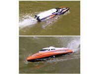 udi toys 001 2.4g rc boat
