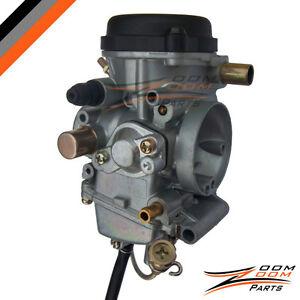 Yamaha Kodiak Carburetor Problems
