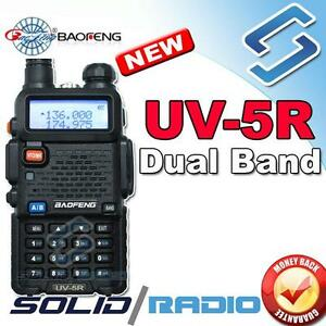 Pofung-Dual-band-2-way-model-UV-5R-VHF-UHF-DualBand-Radio-FM-65-108MHZ-NEW