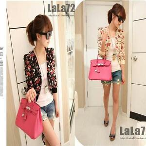 Fashion-Long-Sleeve-Floral-Print-Shrug-Short-Jacket-Chiffon-Top-3-Colors