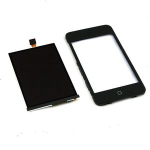 ipod touch 3rd gen Digitizer Screen frame + lcd display