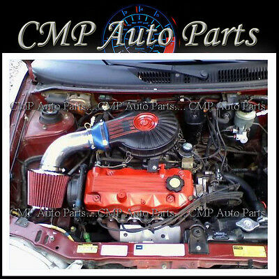 1991-1997 Chevy Geo Metro 1.0l 1.3l Lsi Xfi Air Intake Kit Induction Systems
