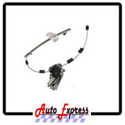 2002 Jeep Liberty Window Regulator