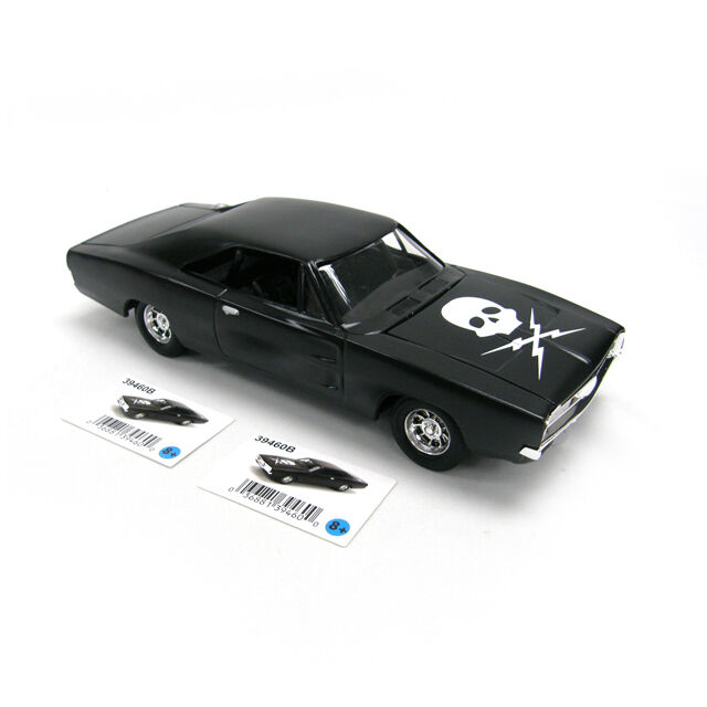 Ertl Dodge Charger R T Model Diecast Death Proof Car