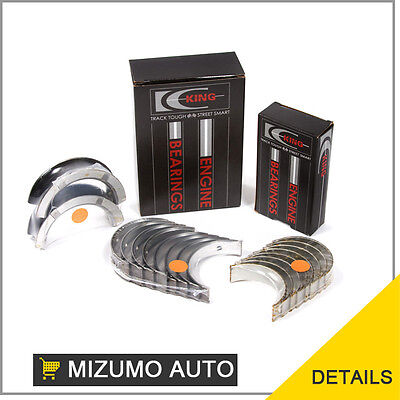 Fit Nissan Mercury Infiniti 3.0l Vg30e Main Rod Bearings