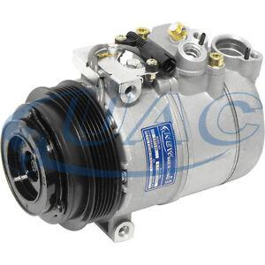 New ac compressor mercedes benz e320 clk320 cl55 c220 c230 for Mercedes benz ac compressor