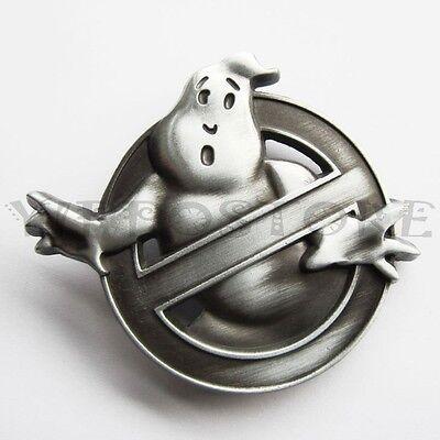 Ghostbusters Movie Metal Fashion Belt Buckle