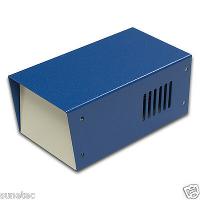 Su363 3 Diy Electronic Metal Project Box Transformer Enclosure Case