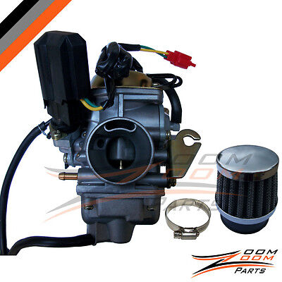 26mm Carburetor Air Filter Chinese 150cc Scooter