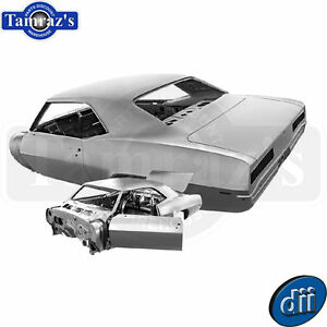 1969 Camaro Hardtop Replacement Body Shell Assembly  -  DynaCorn