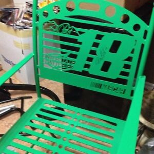 NASCAR Bobby LaBonte #18 Interstate Battery chairs