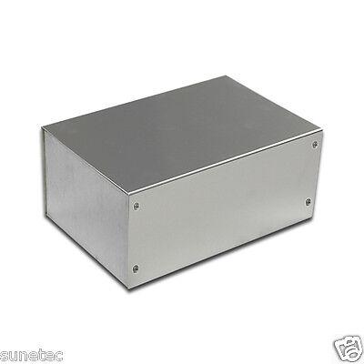 Sa743 6.8 Full Aluminum Electronic Diy Project Box Enclosure Case