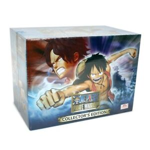 ONE PIECE PIRATE WARRIORS COLLECTOR'S EDITION PS3 GAME BRAND NEW - ENGLISH