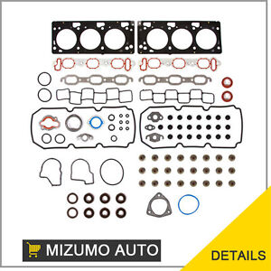 99-06-Chysler-300-Pacifica-Concorde-Dodge-Magnum-Intrepid-3-5L-Head-Gasket-Set