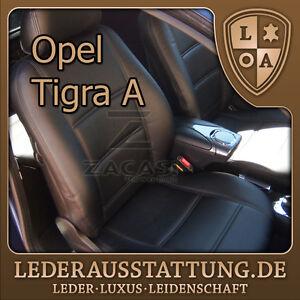 LEDERAUSSTATTUNG DE Opel Tigra A Sitzbezüge,Schonbezüge,Ledersitzbezüge, Tuning