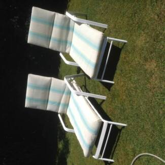 Outdoor Sun Lounges