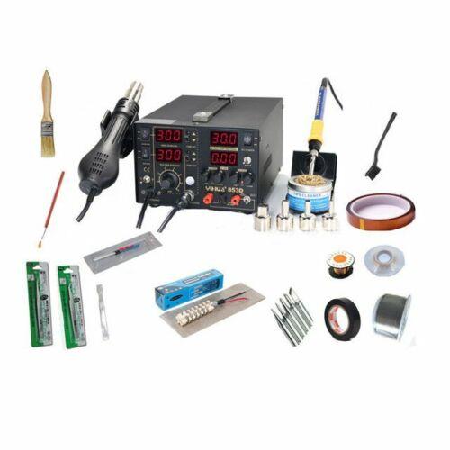 Soldering Iron Rework Solder Station For Welding Repair Equipment Supplies Tools