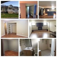Lower Unit of Midland's East End Home for Rent