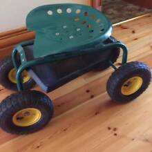 Gardener's seat on wheels Gordon Moorabool Area Preview