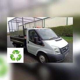 ☎️ 07487379597 RUBBISH/WASTE COLLECTION -RUBBLE REMOVAL-GARDEN WASTE -SINGLE ITEMS REMOVAL
